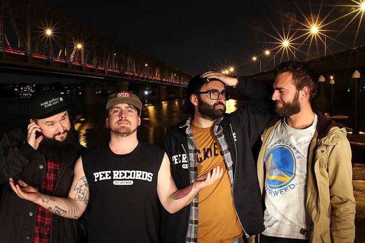 "Nerdlinger release new LP ""Happy Place"" - PunKanormal Activity"